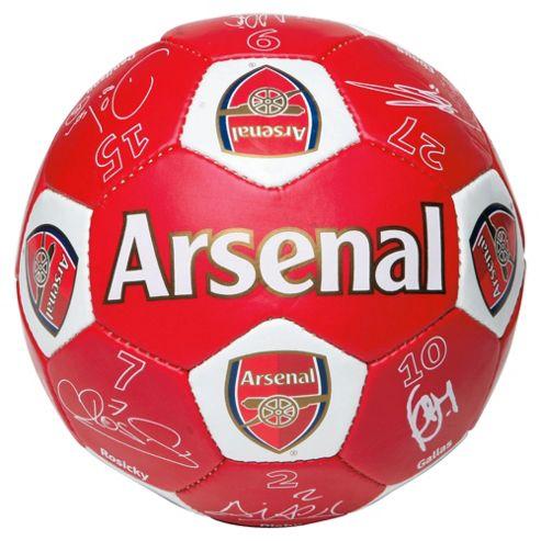 Arsenal Signature football