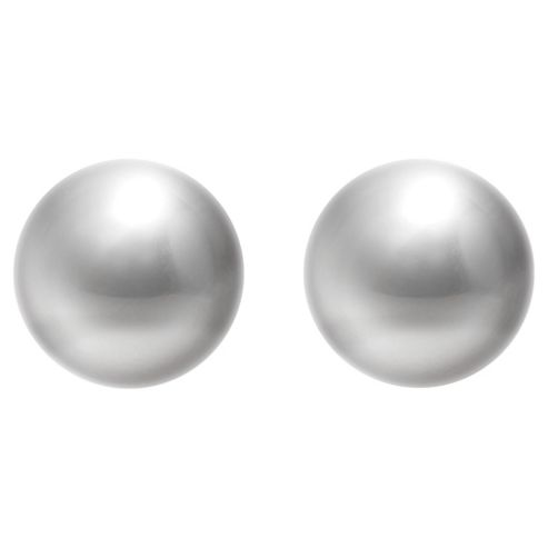 Sterling Silver 6mm Ball Studs