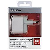 Belkin F8Z563uk mini wall plug White
