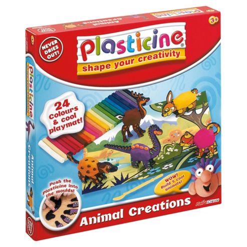 Plasticine Animal Modelling
