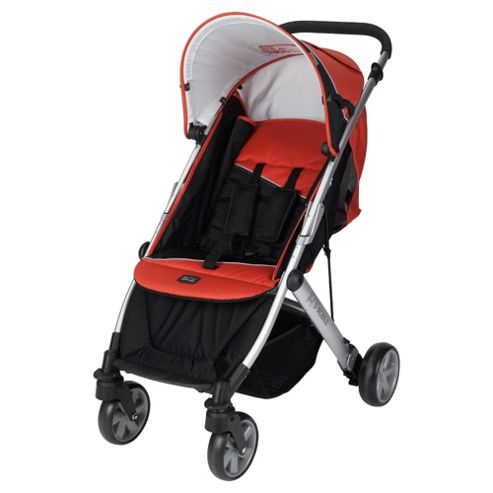 Britax B-Mobile 4 Wheel Pushchair Venetian Red