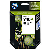 HP 940XL Printer Ink Cartridge - Black (C4906AE)