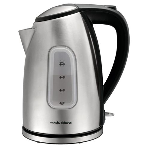 Morphy Richards Stainless Steel Accents New 1.6L Kettle