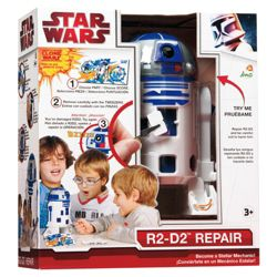 Star Wars R2D2 Game Robot