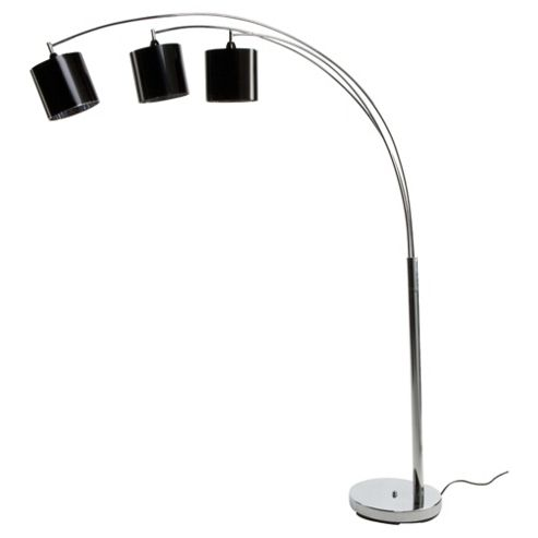 Tesco Lighting Triple Arc Floor Lamp