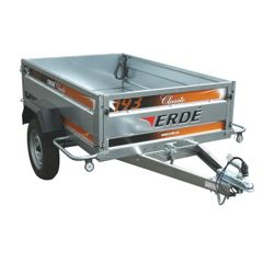 Erde Classic 193.2 Trailer (supplied for self assembly)