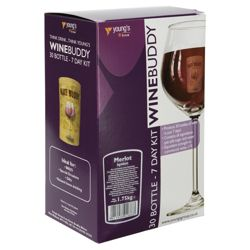 WineBuddy 30 Bottle Merlot