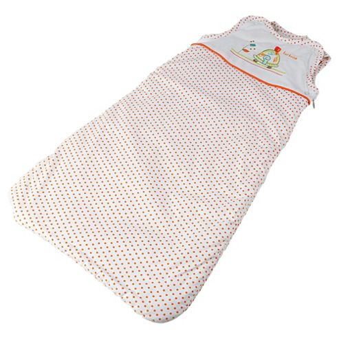 East Coast In My Garden Baby Sleeping Bag, 0-6 Months, 2.5 Tog