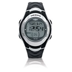 Umbro Black Strap Lcd Watch