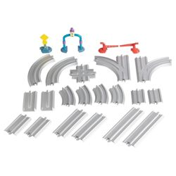 Chuggington Interactive Straight & Curved Track Pack