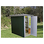 Yardmaster 8x4 Metal Pent Lean-To