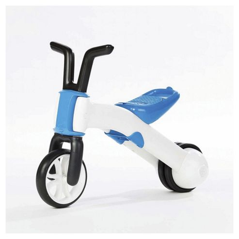 Chillafish Bunzi 2-in-1 Tricycle & Balance Bike, Blue