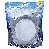 Tesco 2.0m DVI-D to DVI-D Monitor Cable