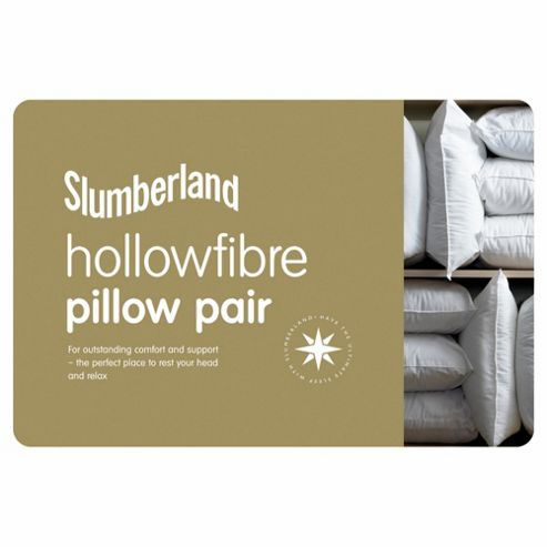 Slumberland Hollowfibre Pillow 2Pk