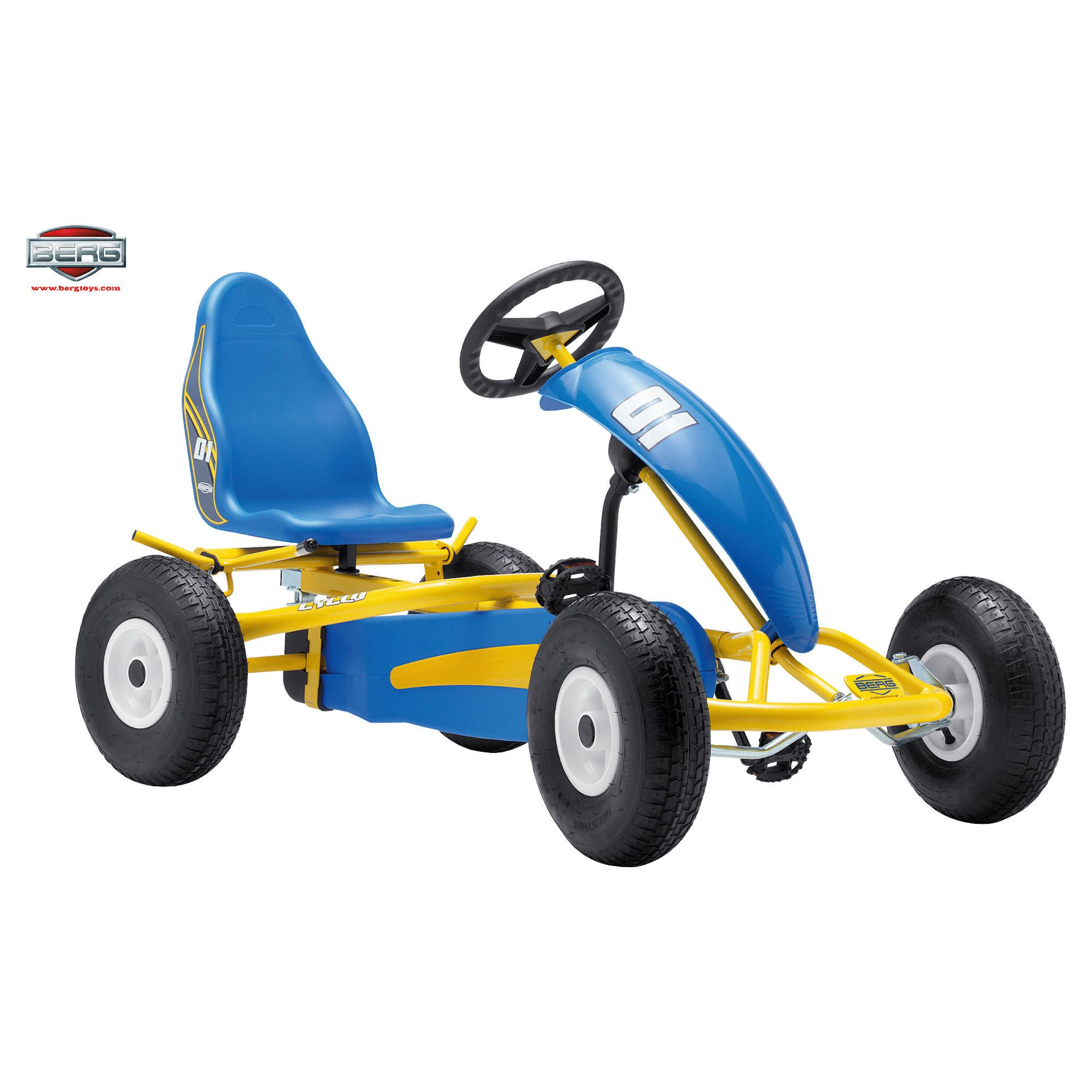 Berg Cyclo Af Go Kart at Tesco Direct