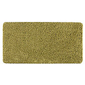 Tesco Rugs Shaggy Rug 60x110cm, Green