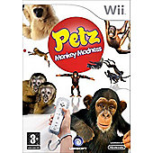 Petz Monkey Madness - NintendoWii