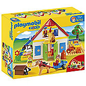 Playmobil 123 Large Farm 6750