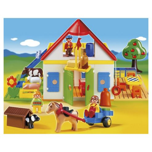 Playmobil 6750 123 Large Farm