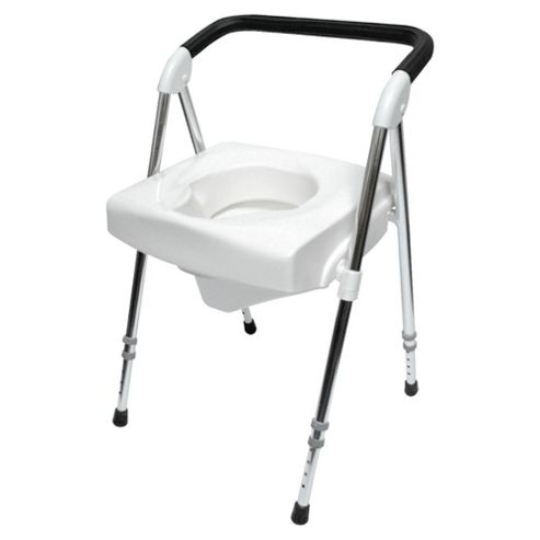 adaptable™ Folding Commode