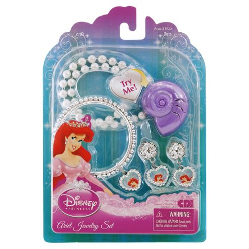 Disney Princess Small Talking Jewel Set- Assortment – Colours & Styles May Vary