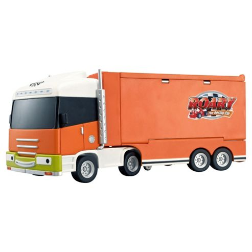 Roary the Racing Car & Loada the Transporter Truck Playset