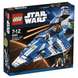 LEGO Star Wars Plo Koon's Starfighter 8093