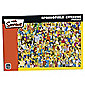 Simpsons Citizens 750 piece puzzle