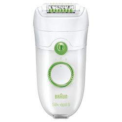 Braun Silk-épil Xelle 5780 Legs, Body and Face Epilator