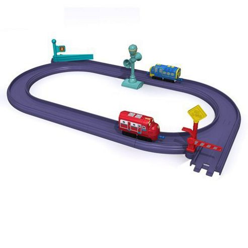 Chuggington Starter Set With Wilson & Brewster Track Set