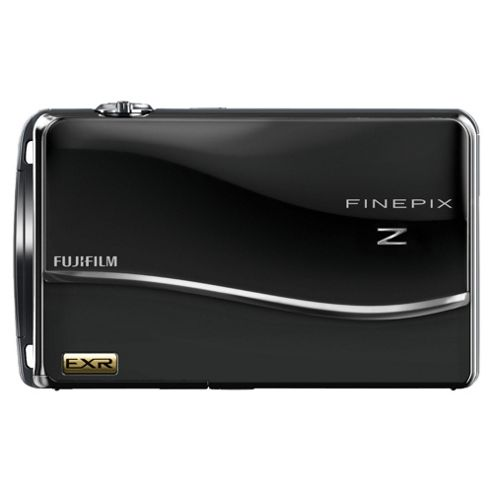 FujiFilm FinePix Z800EXR Digital Camera, Black, 12MP, 5x Optical Zoom, 3.5