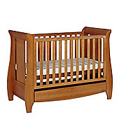 Tutti Bambini Katie Cot Bed, Oak