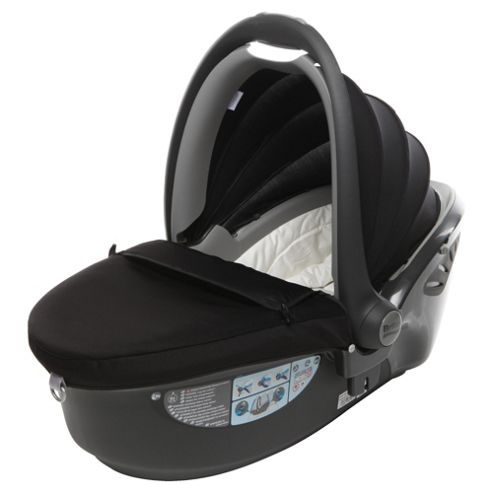 Britax Baby Safe Sleeper, Black, Group 0