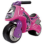 Injusa Neox Ride-On Motorbike, Pink