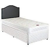 Airsprung Mercury Trizone Single Non-storage Divan Bed