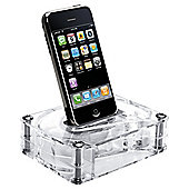 Griffin Aircurve Amplifying Dock for iPhone 3G and 3GS - Clear