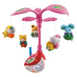 VTech Hello Kitty Sing & Soothe Mobile