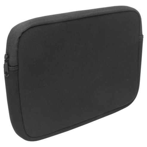 Technika Black Netbook Sleeve NS1SS10 - For up to 10.2 inch laptops/netbooks