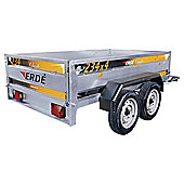 Erde Classic 234x4.2 Trailer (supplied for self assembly)