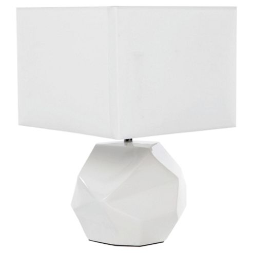Tesco Lighting Stone Table Lamp