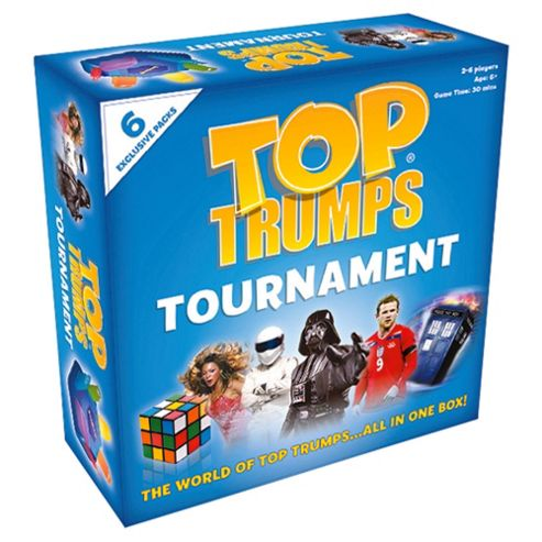 Top Trumps Tournament