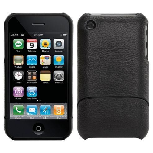 Griffin Elan Form Graphite Case for iPhone 3G/3GS Black