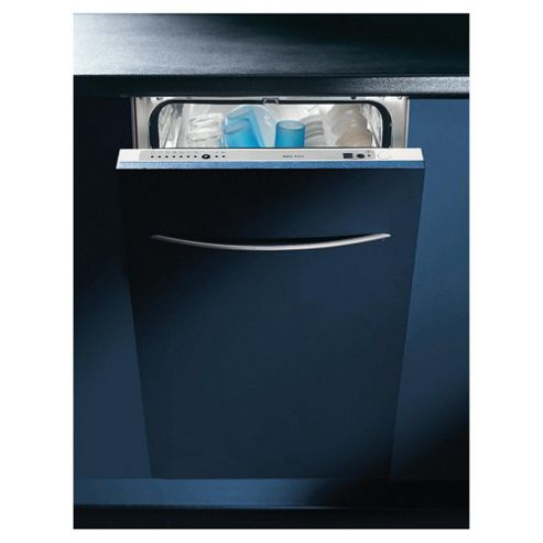 Baumatic BDW46 Integrated Full Size Dishwasher, A Energy Rating. White