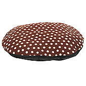 Fleece pillow pet bed small