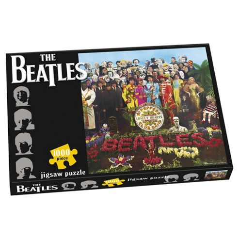 The Beatles 1000-Piece Sergeant Pepper Jigsaw Puzzle