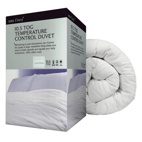 Tesco Finest Temperature Control 10.5 Tog Super King