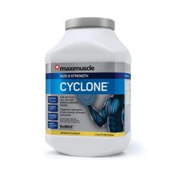 Maximuscle Cyclone 1.2kg Banana