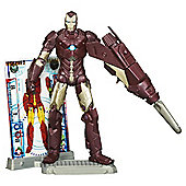 "Iron Man 3.75"" Movie Figure Hypersonic Armor"