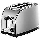 Russell Hobbs Texas 18096 2 Slice Toaster - Stainless Steel