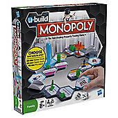 Games Monopoly U Build